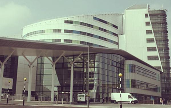 New Queen Victoria Hospital